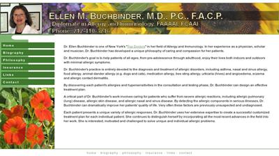 Dr. Ellen Buchbinder, MD