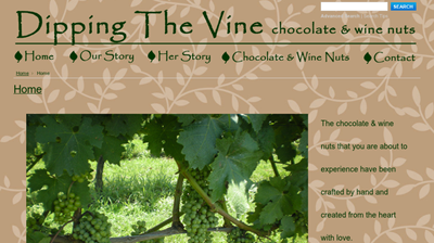 Dipping the Vine