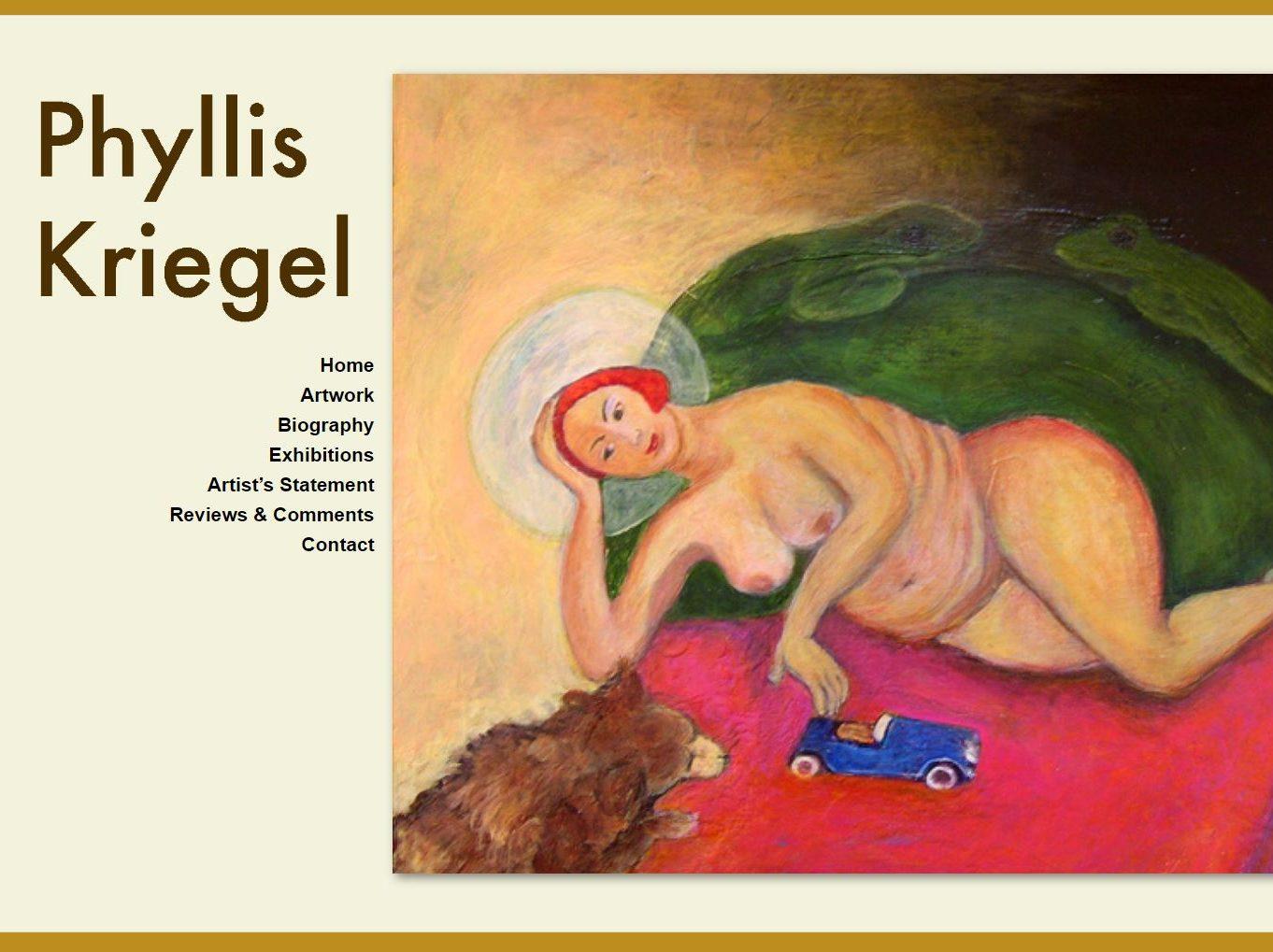 Phyllis Kriegel