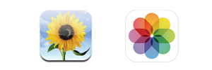 Apple Photos Icons