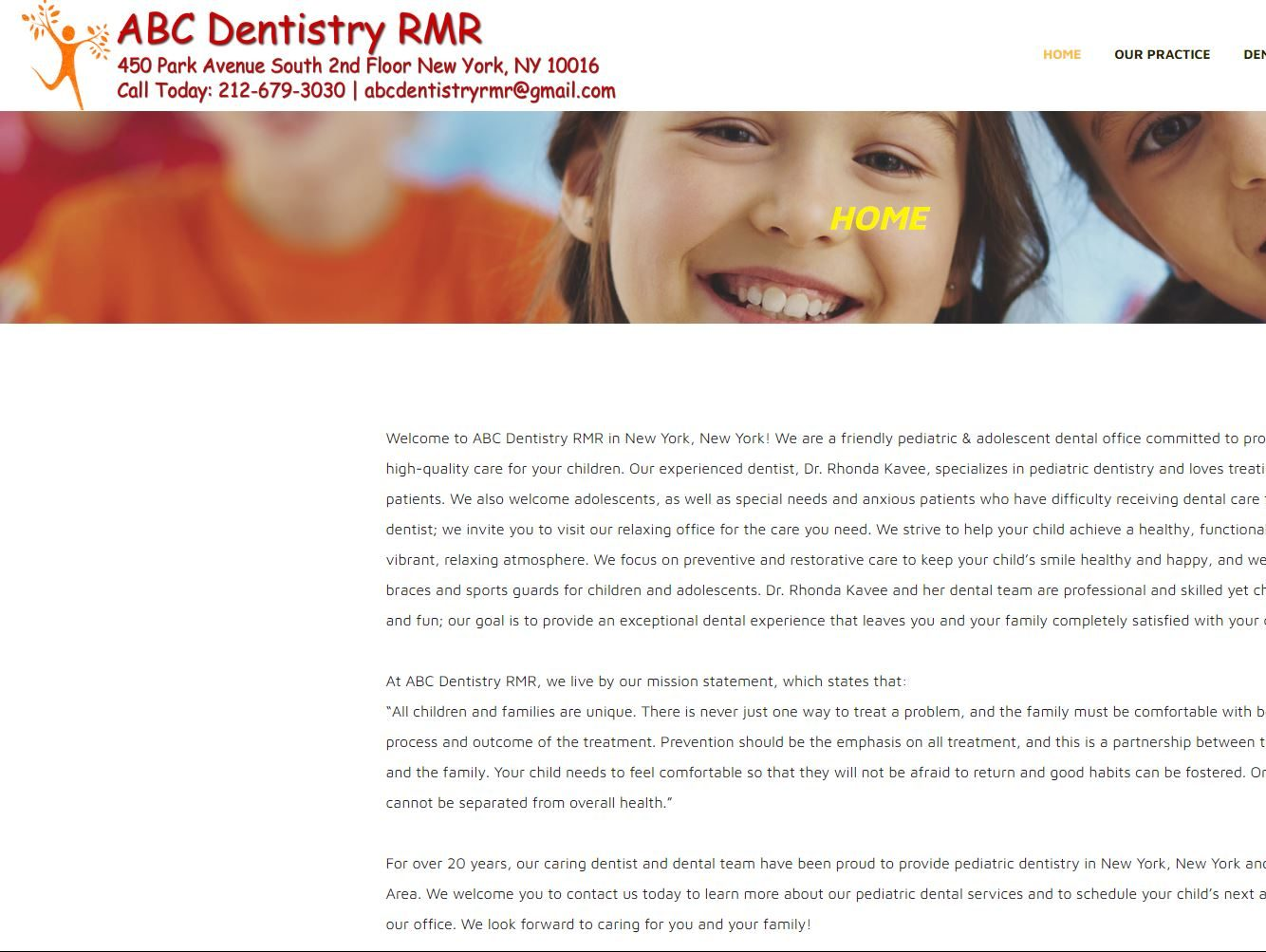 ABC Dentistry RMR