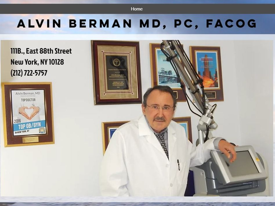 Alvin Berman MD, PC, FACOG